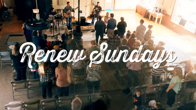 Renew Sundays