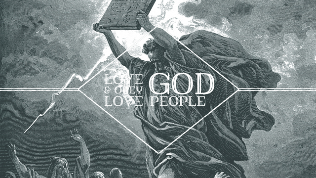 Love & Obey God, Love People