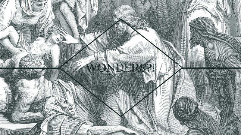 God of Promise: Wonders?!