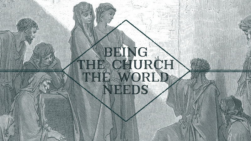 Promised People: Being the Church