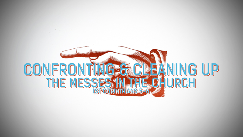 Confronting & Cleaning Up