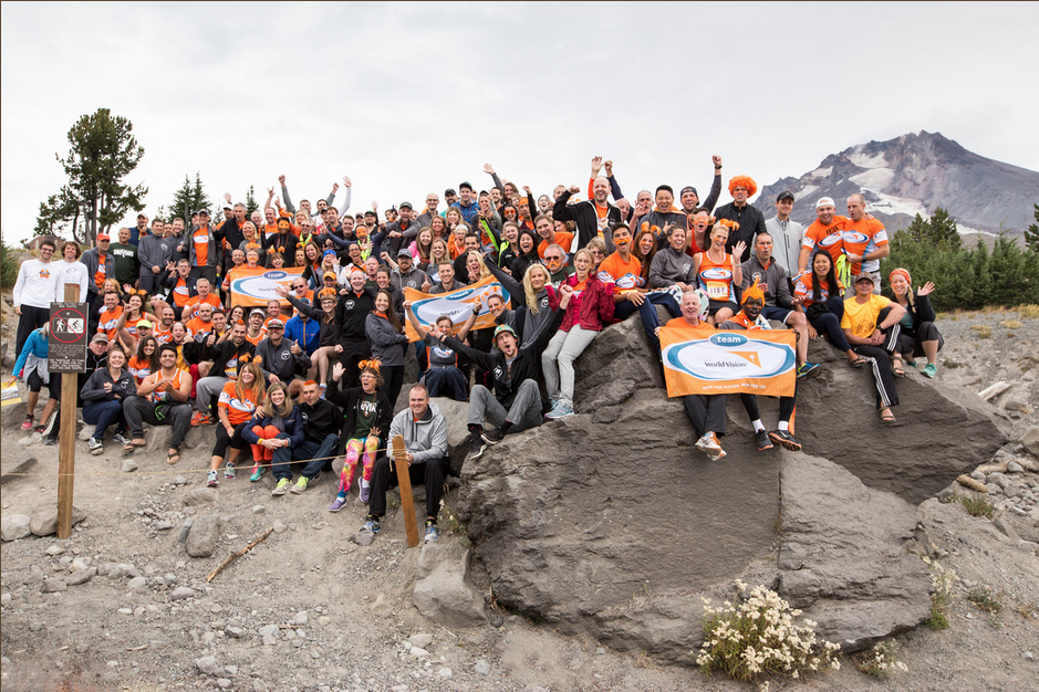 Team World Vision » Hood-to-Coast