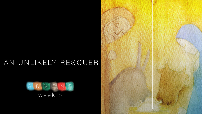 An Unlikely Rescuer