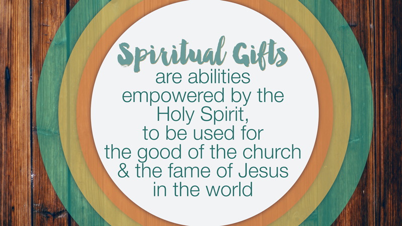 Who has come to save the world while it is our conviction that all spiritual gifts are significant workings of gods spirit in and through his people we recognize there is negle Images